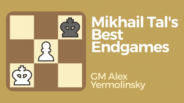 Mikhail Tal's Best Endgames
