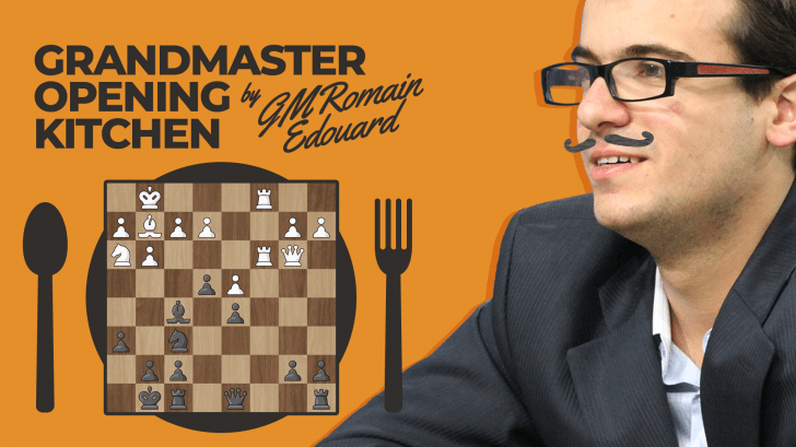 Grandmaster Opening Kitchen