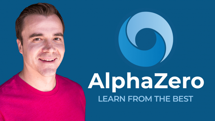 Learn From The Best: AlphaZero