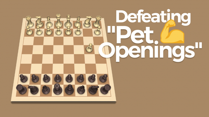 "Defeating ""Pet Openings"""