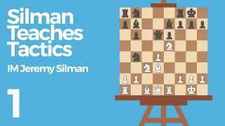 Silman Teaches Tactics (1)