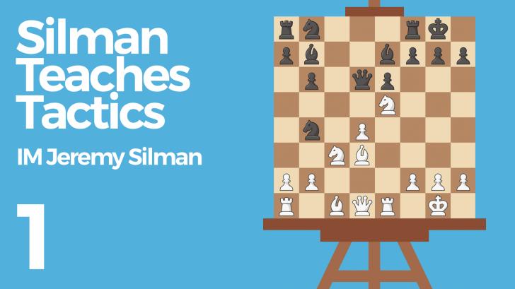 Silman Teaches Tactics (1)