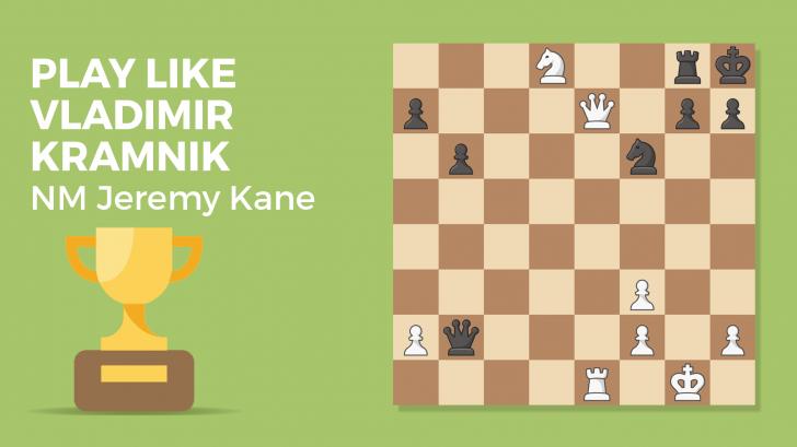 Play Like Vladimir Kramnik