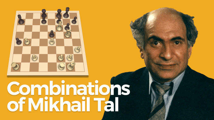 Combinations of Mikhail Tal