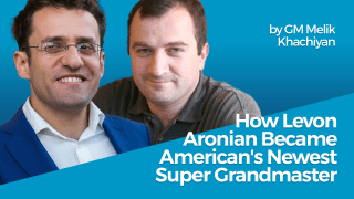 How Levon Aronian Became America's Newest Super Grandmaster