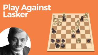 Play Against Lasker
