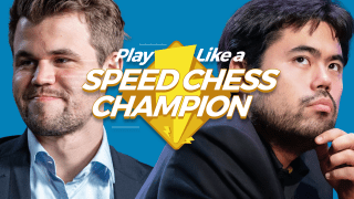 Play Like A Speed Chess Champion
