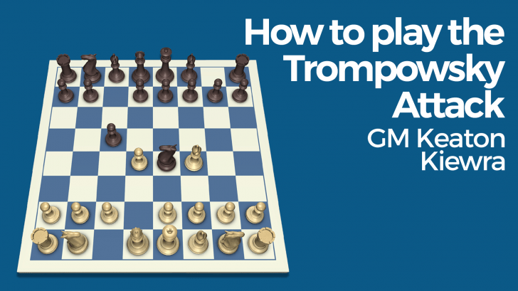 How to Play the Trompowsky Attack