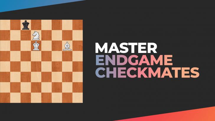 Master Endgame Checkmates