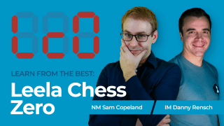 Learn From The Best: Leela Chess Zero