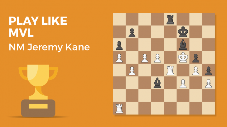 Play Like Maxime Vachier-Lagrave