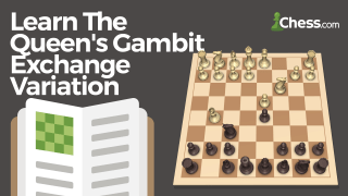 Learn the Queen's Gambit Exchange Variation