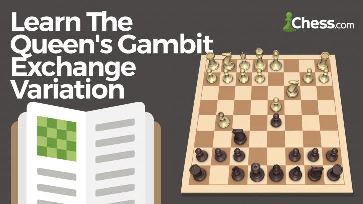 Learn the Queen's Gambit Exchange Variation