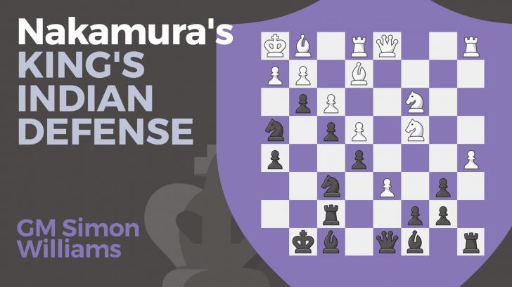 Nakamura's King's Indian Defense