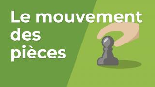Le mouvement des pièces