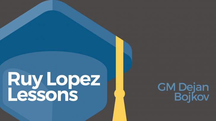 Key Ruy Lopez Lessons