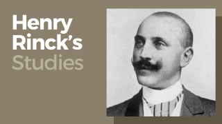 Henri Rinck's Studies