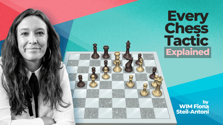 Every Chess Tactic Explained