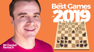 The Best Chess Games of 2019