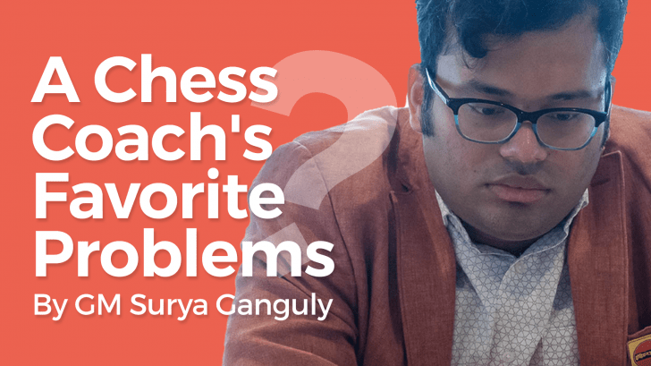 A Chess Coach's Favorite Problems