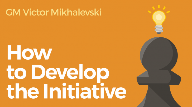 How to Develop the Initiative