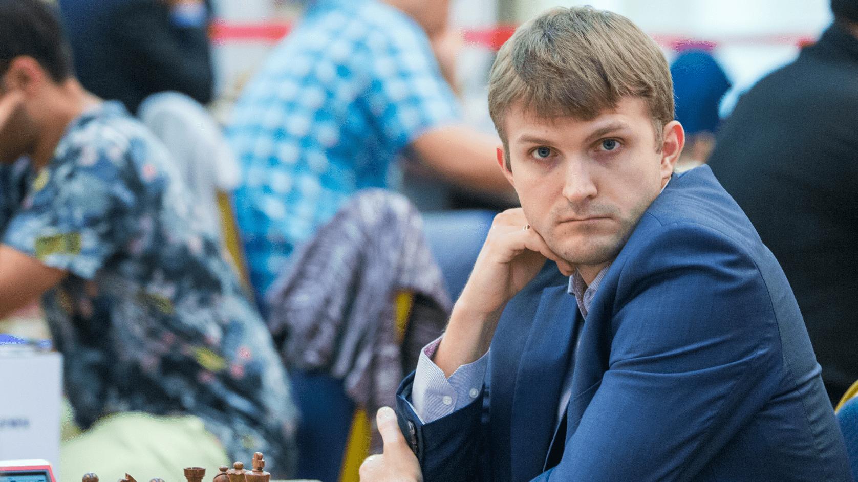 Russian Championship Superfinal R6: Vitiugov In The Lead