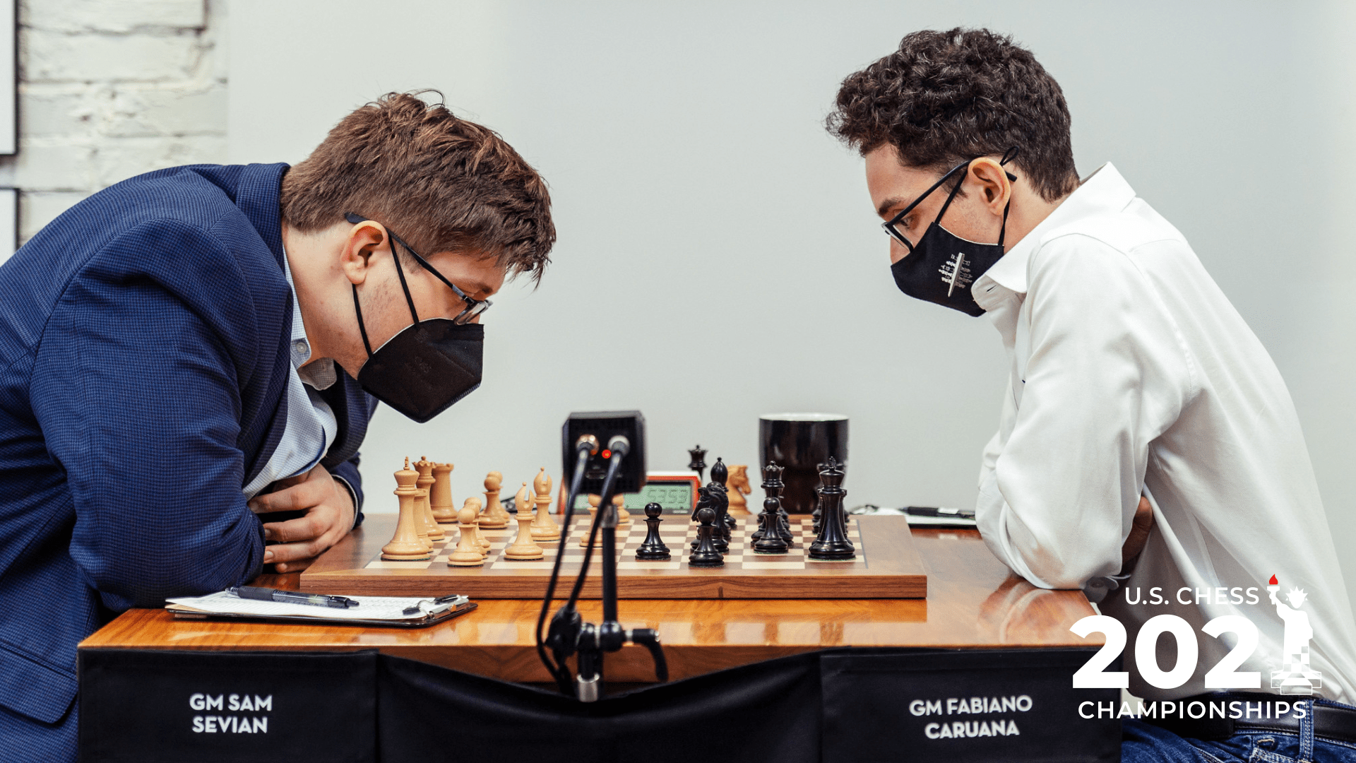 US Chess Championships R11: Caruana, So, Sevian Advance To Tiebreaks