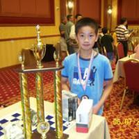 Hansel wins Championship in Vegas
