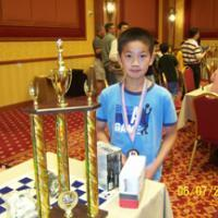 Hansel wins Championship in Vegas
