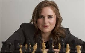 Judit Polgar: Featured on Chess.com and ChessKid.com!