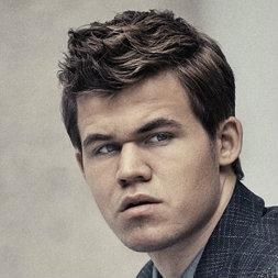 "Magnus Carlsen among ""Sexiest Men of 2013"""