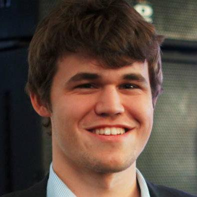 Magnus Carlsen on the Time 100 List