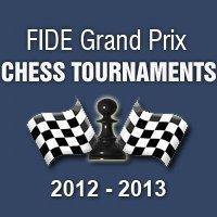 Zug 2013 FIDE Grand Prix Underway