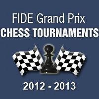 Zug 2013 FIDE Grand Prix Underway