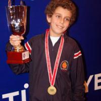 New chess world champion from northern California