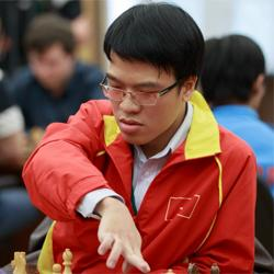 Gold for Le Quang Liem at World Blitz