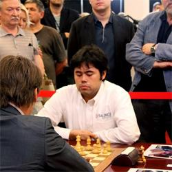 Tal Memorial Opened; Nakamura Wins the Blitz