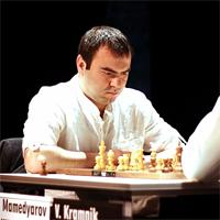 Mamedyarov Wins First Geneva Chess Masters