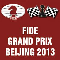 Three Black Wins in First Round Beijing Grand Prix