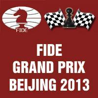 Karjakin Sole Leader at Beijing Grand Prix