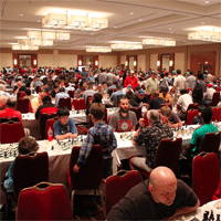 Ten-way Tie at World Open