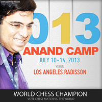 Second Anand vs World Match Ends Undecided