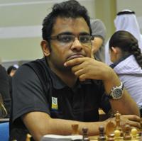 Abhijeet Gupta Wins Commonwealth Championship