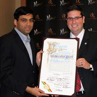 L.A. Resolution For Vishy Anand