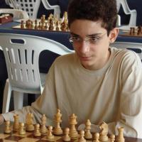 Caruana wins Italian champioship