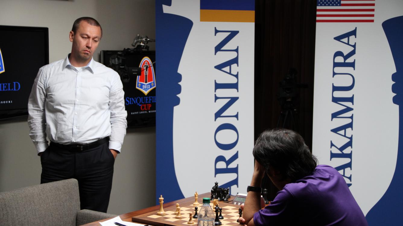 Tough Day for Americans at Sinquefield Cup