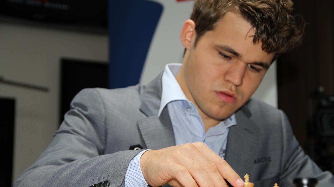 Carlsen Wins, Takes First Sinquefield Cup