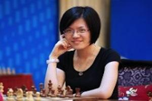 Hou Yifan One Point From Title