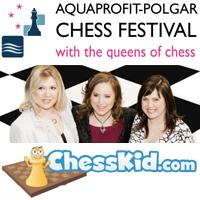 ChessKid.com to Co-Sponsor Youth Match at 2013 Polgar Chess Festival