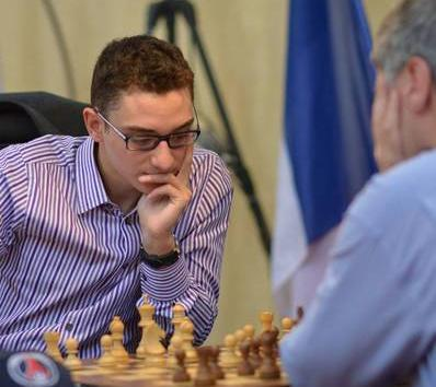 Grand Prix: Caruana Beats Ivanchuk, Catches Gelfand in First Place